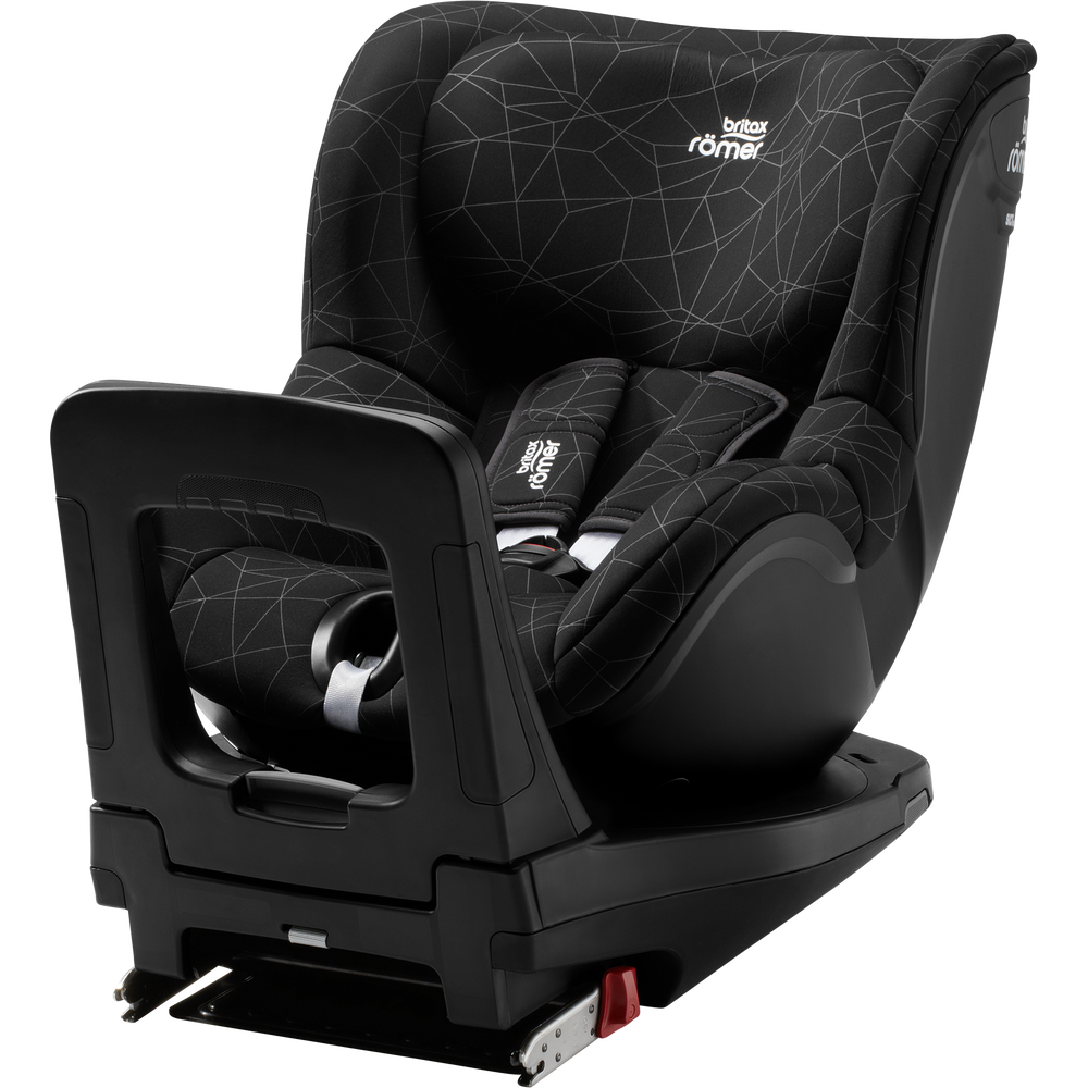 britax romer dualfix m i size crystal black crystal black groupe 0 1 0 18kg si ges. Black Bedroom Furniture Sets. Home Design Ideas