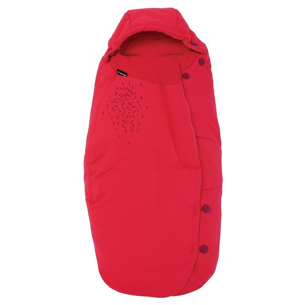 chancelière UNIVERSELLE vivid red - VIVID RED - MAXI COSI