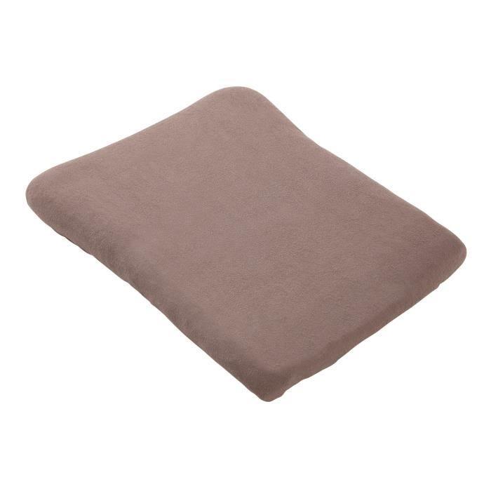 housse matelas langer coton 50x75 taupe 50x75cm taupe doux nid orchestra articles pour. Black Bedroom Furniture Sets. Home Design Ideas