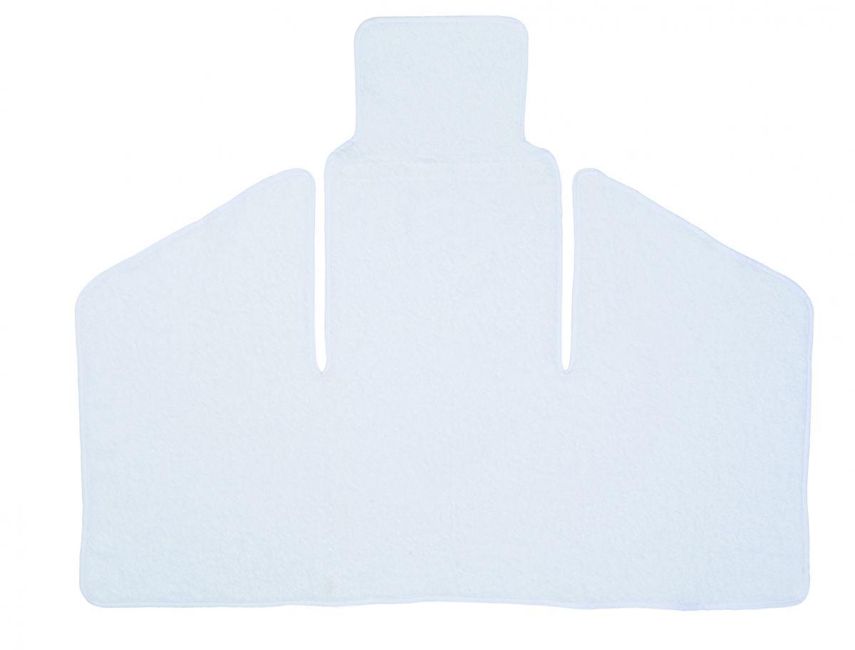 drap de bain adapt au matelas langer mat 39 confort blanc candide orchestra articles. Black Bedroom Furniture Sets. Home Design Ideas