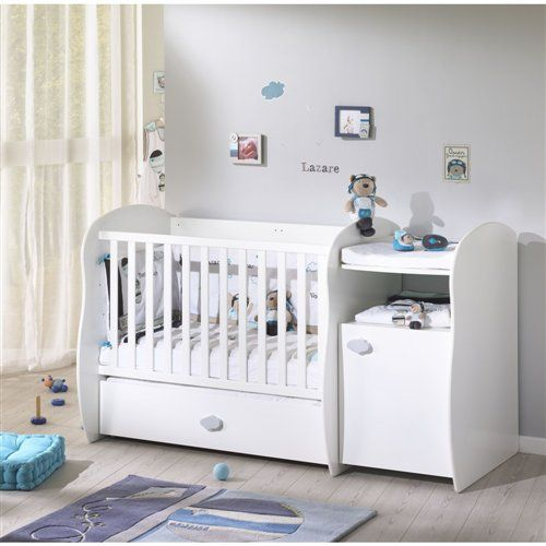 Chambre transformable 60 x 120 cm dream dream exclus sauthon mon b b articles pour b b for Catalogue vertbaudet chambre bebe