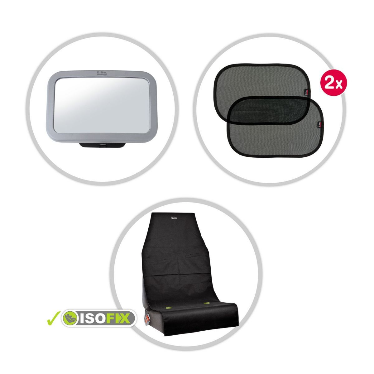 Britax R/ömer Accessoires si/èges-auto SET DACCESSOIRES POUR SIEGE-AUTOS