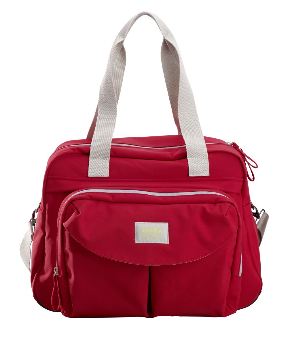 SAC A LANGER  GENEVE II RED - RED - BEABA