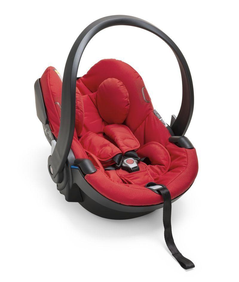 si ge auto izigo modular besafe rouge rouge stokke. Black Bedroom Furniture Sets. Home Design Ideas
