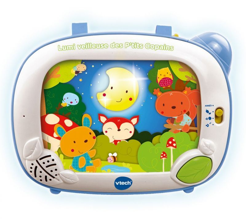 lumi veilleuse vtech vtech orchestra articles pour. Black Bedroom Furniture Sets. Home Design Ideas