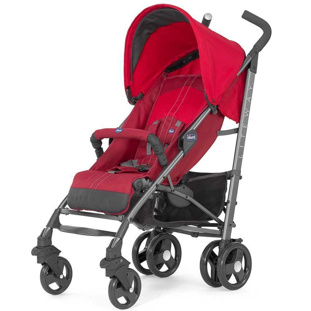 Lite way RED - RED - CHICCO
