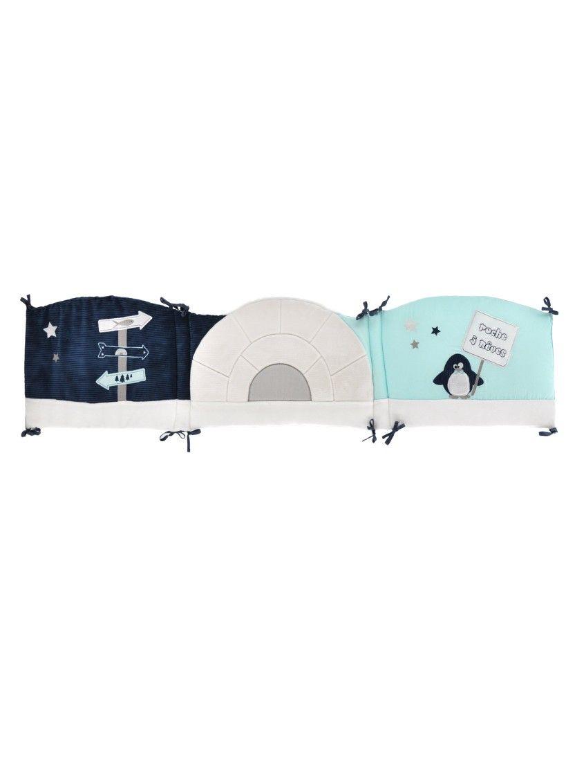 tour de lit pingou pingou domiva orchestra articles pour b b et listes de naissance. Black Bedroom Furniture Sets. Home Design Ideas