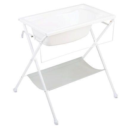 Table langer pliable ines grise premaman orchestra Table langer stokke