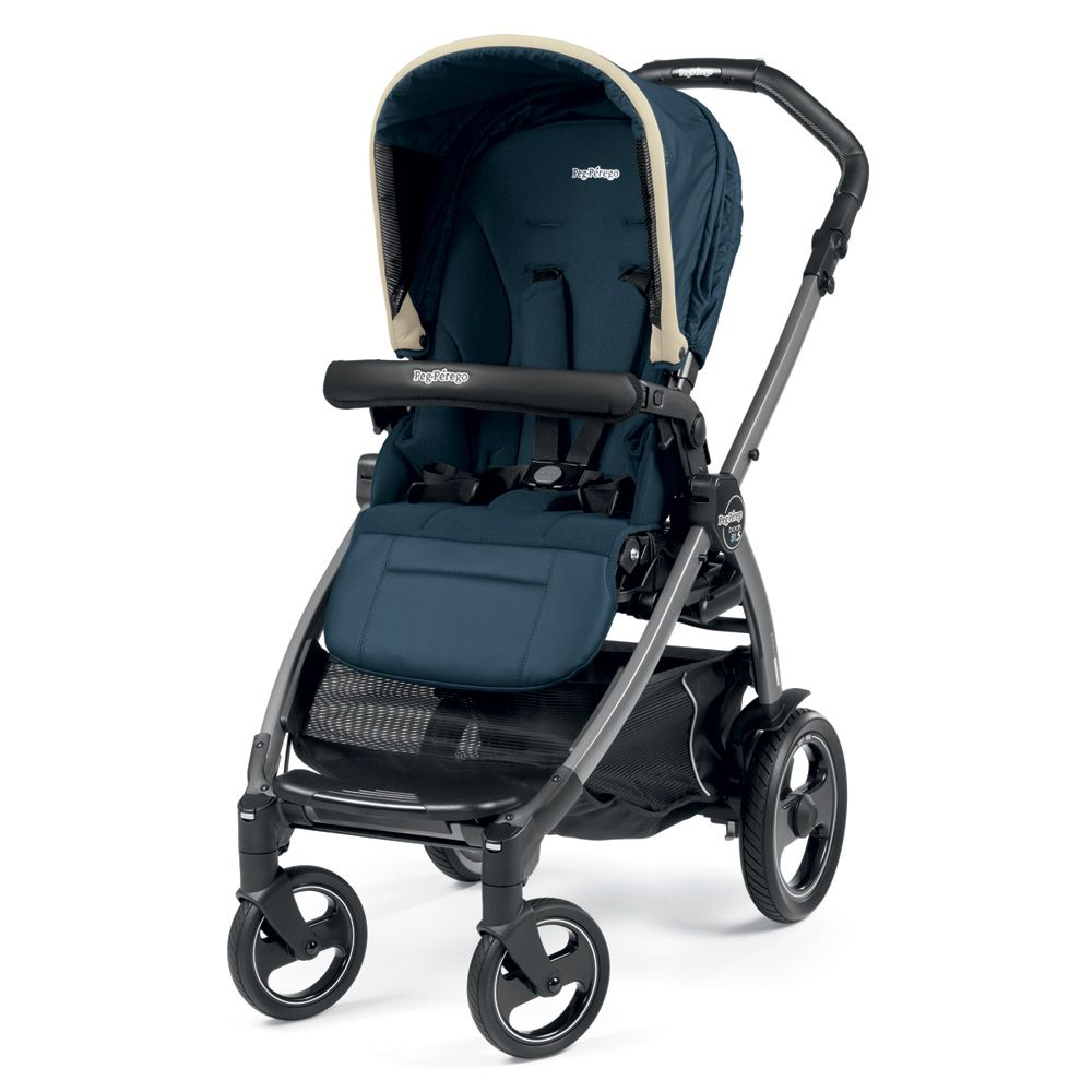 TRIO BOOK 51S JET POP UP COMPLETO BREEZE BLUE - BREEZE BLUE - PEG PEREGO