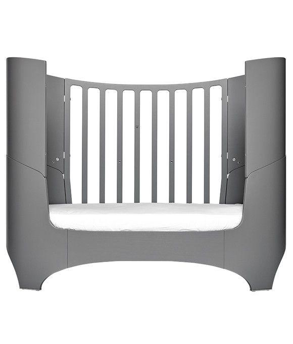 lit b b seul grey grey leander orchestra articles pour b b et listes de naissance. Black Bedroom Furniture Sets. Home Design Ideas
