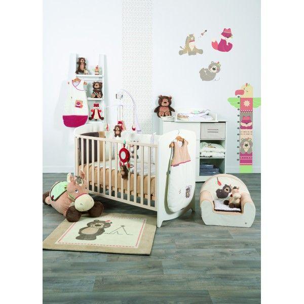 papier peint plume et totem plume et totem candide. Black Bedroom Furniture Sets. Home Design Ideas