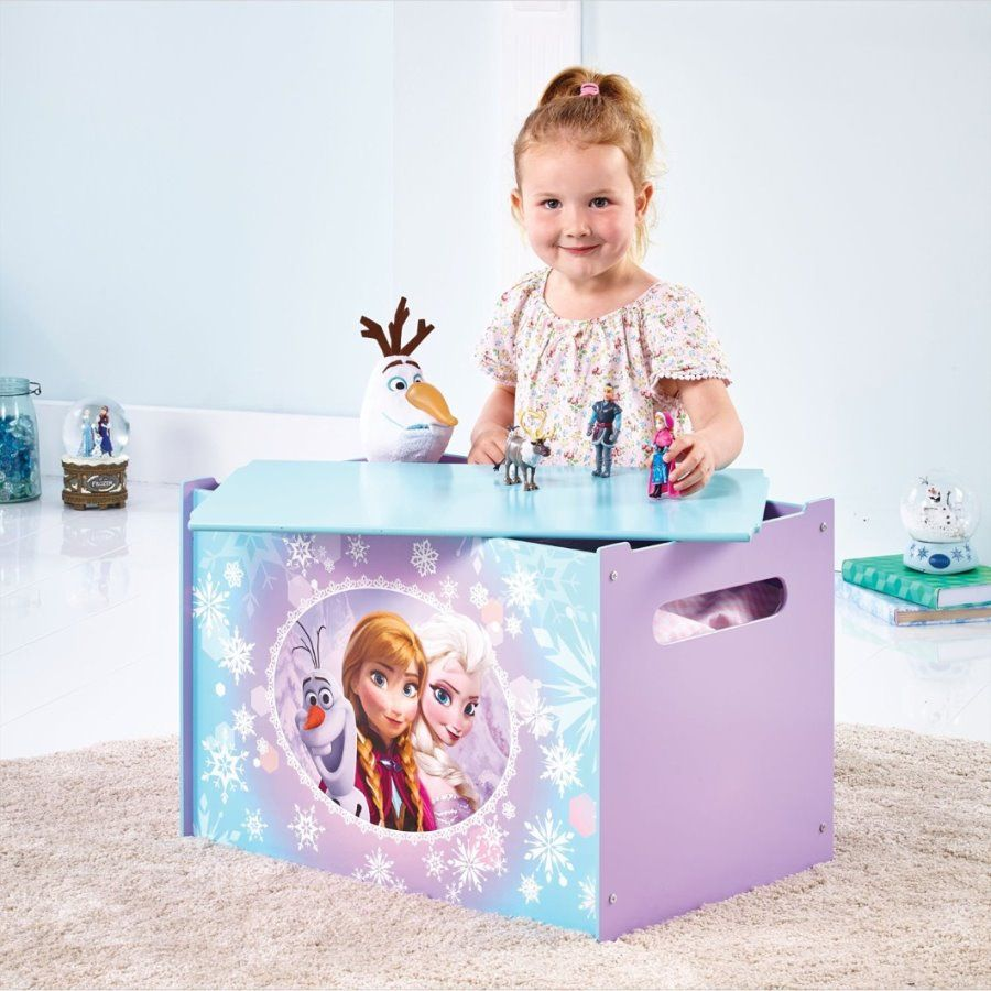 coffre jouets mdf frozen frozen sombo orchestra articles pour b b et listes de naissance. Black Bedroom Furniture Sets. Home Design Ideas