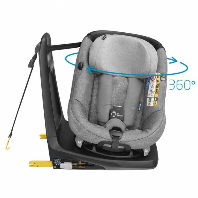 axissfix air nomad grey airbag int gr s nomad grey bebe confort orchestra articles pour. Black Bedroom Furniture Sets. Home Design Ideas