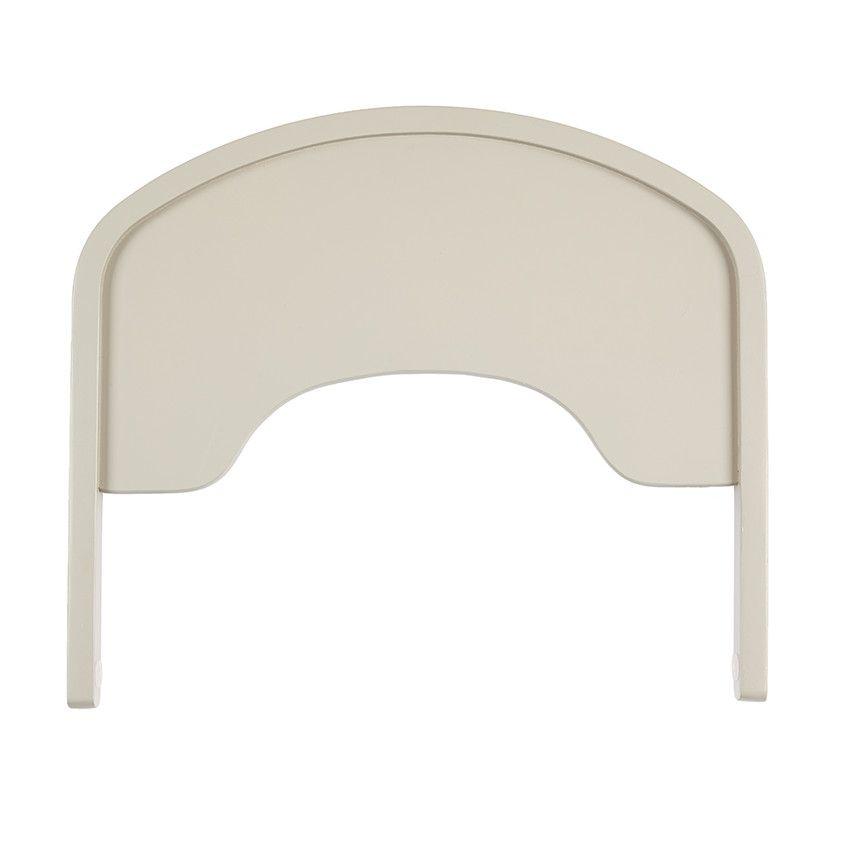 chaise haute zeta avec tablette grey grey premaman orchestra articles pour b b et. Black Bedroom Furniture Sets. Home Design Ideas